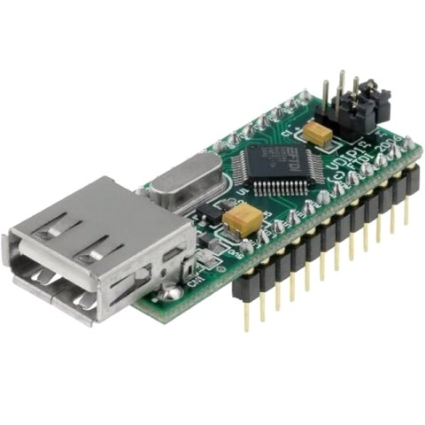 FTDI VDIP DEVELOPMENT MODULE FOR VNC1L DESIGNS