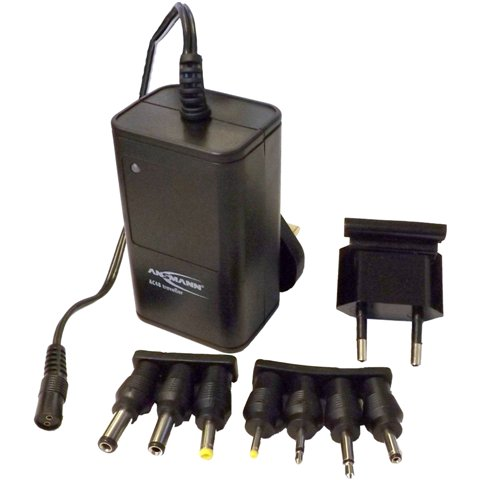 ANSMANN BATTERY PACK CHARGER - AC48