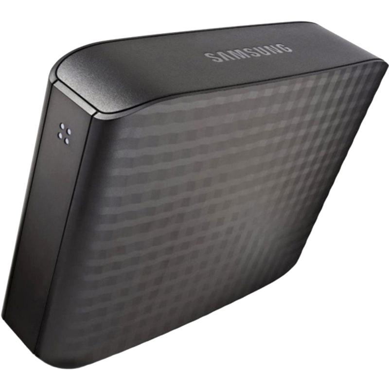 "SAMSUNG 3.5"" EXTERNAL HARD DRIVES - D3 SERIES"