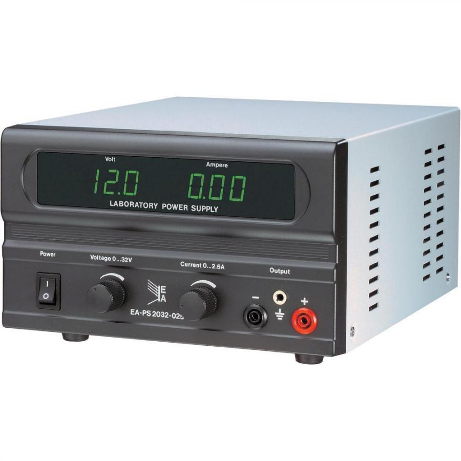 EA ELEKTRO-AUTOMATIK ADJUSTABLE POWER SUPPLY - EA-PS 2000 SERIES