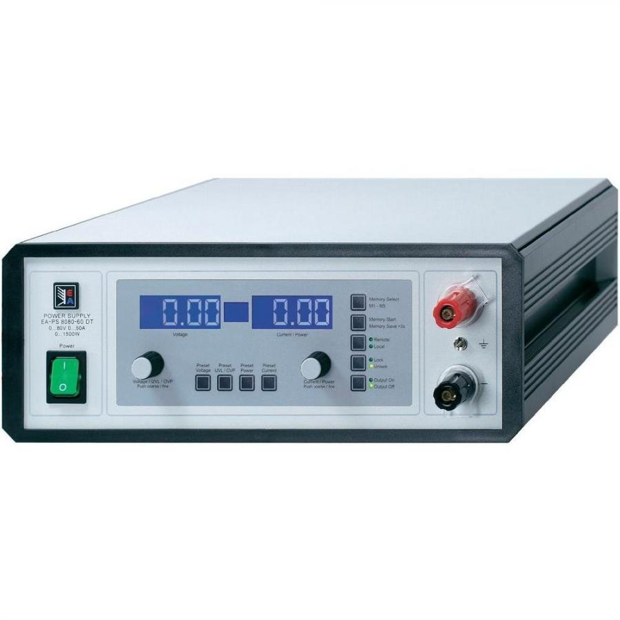 EA ELEKTRO-AUTOMATIK ADJUSTABLE POWER SUPPLY - EA-PS 8000 DT SERIES