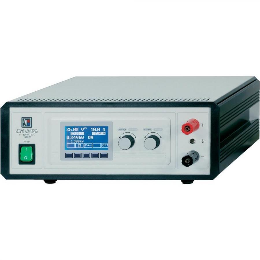 ספק כוח מעבדתי - PROG - יציאה אחת - (0-360V / 0-10A) ELEKTRO AUTOMATIC