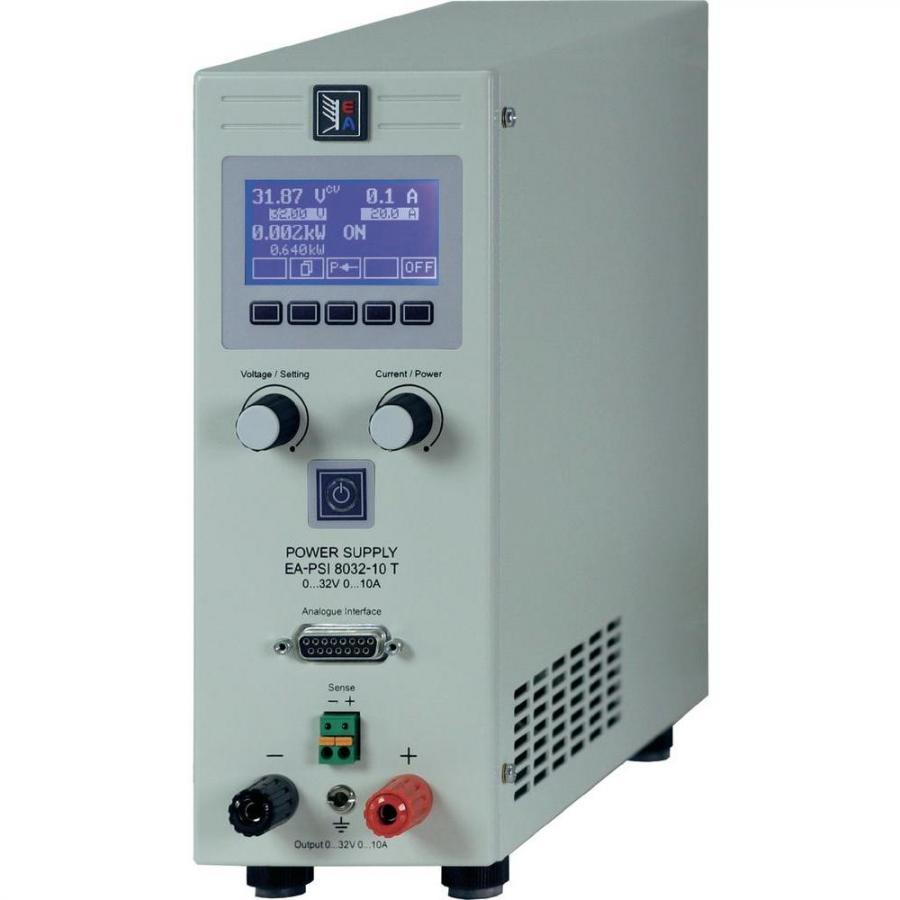 ספק כוח מעבדתי - PROG - יציאה אחת - (0-16V / 0-20A) ELEKTRO AUTOMATIC