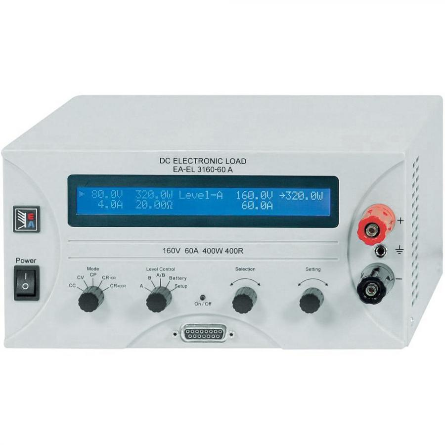 EA ELEKTRO-AUTOMATIK ADJUSTABLE ELECTRONIC LOAD - EA-EL 3000 SERIES
