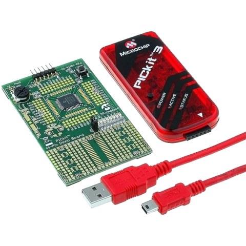 ערכת פיתוח - DV164131 - PICKIT 3 - DEBUG EXPRESS MICROCHIP