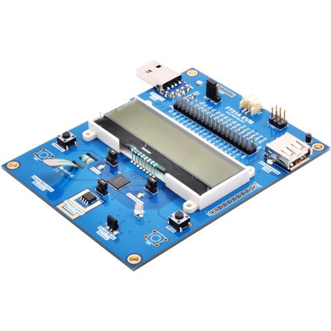 FTDI FT51A-EVM USB TO MCU DEVELOPMENT MODULE