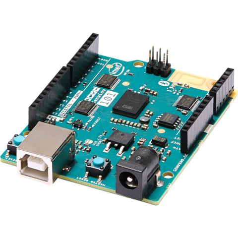 INTEL GENUINO 101 DEVELOPMENT BOARD