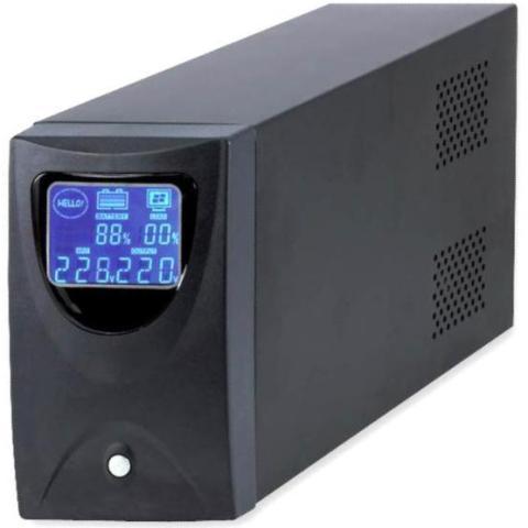 EA ELEKTRO AUTOMATIK INFORMER GUARD LCD2 UPS SYSTEMS