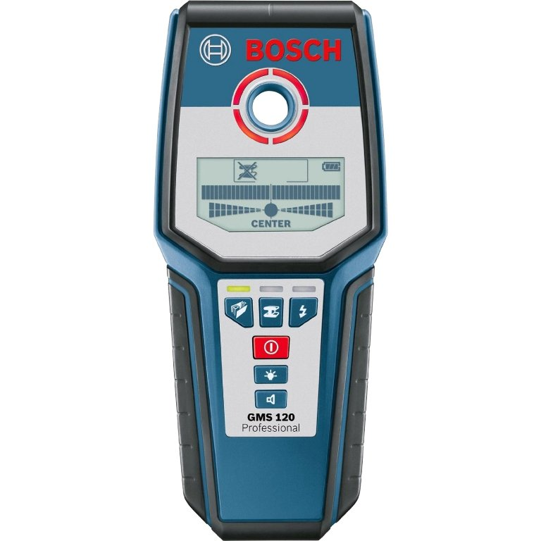 BOSCH PROFESSIONAL MULTIDETECTOR DETECTOR - GMS 120