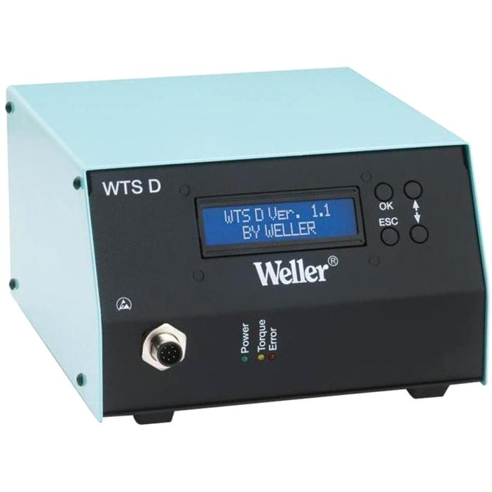 WELLER HIGH PRECISION ELECTRIC SCREWDRIVERS