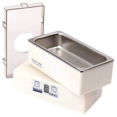 EMAG 50W 0.5L ULTRASONIC CLEANER - EMMI-05P