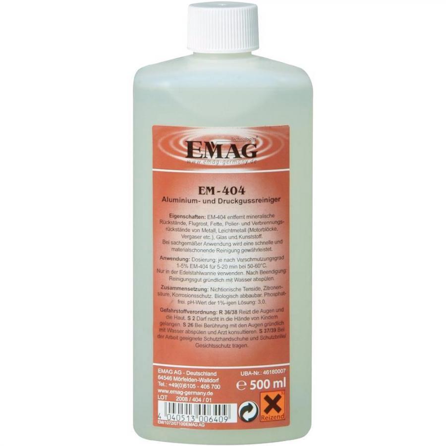 נוזל לניקוי אולטראסוני - EM-404 - ALUMINIUM EMAG