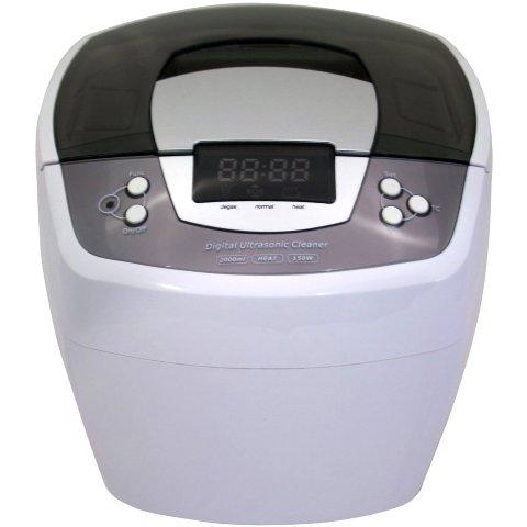 אמבטייה לניקוי אולטראסוני - 2 ליטר - ULTRA 8020-H JAMES PRODUCTS