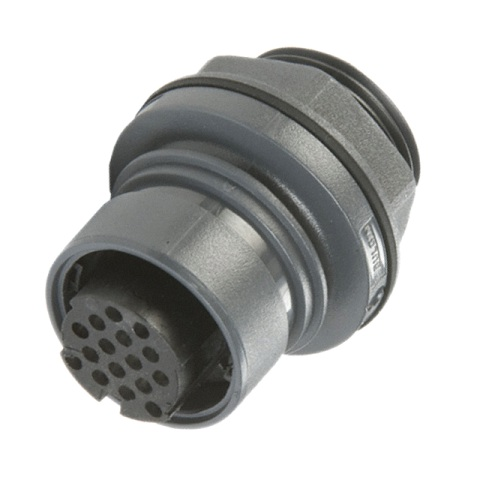 BULGIN 6000 SERIES BUCCANEER CONNECTORS - THERMO PLASTIC VERSION