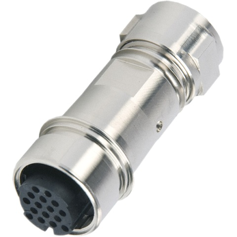 BULGIN 6000 SERIES BUCCANEER CONNECTORS - METAL VERSION