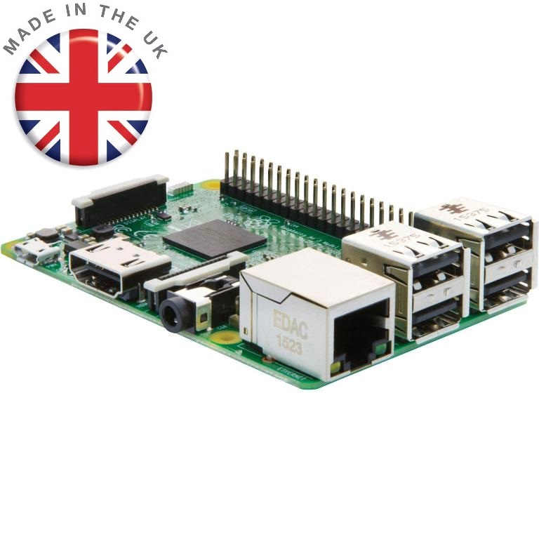 RASPBERRY PI 3 - MODEL B 1GB RASPBERRY PI