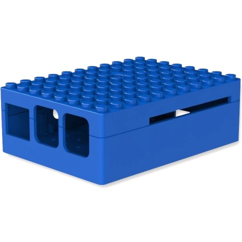 CAMDENBOSS PI-BLOX ENCLOSURES FOR THE RASPBBERY PI 3