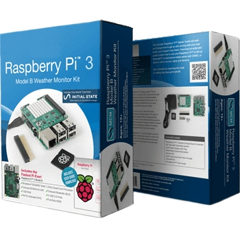 RASPBERRY PI 3 MODEL B - SENSOR KIT