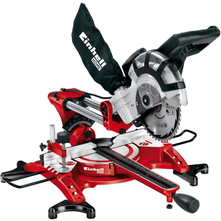 EINHELL 1800W SLIDING MITRE SAW - TH-SM 2131 DUAL