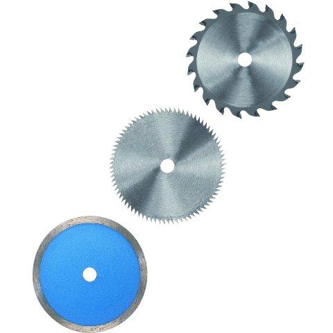 סט 6 דיסקיות חיתוך עבור מסור יד קומפקטי - EINHELL 4502128 EINHELL