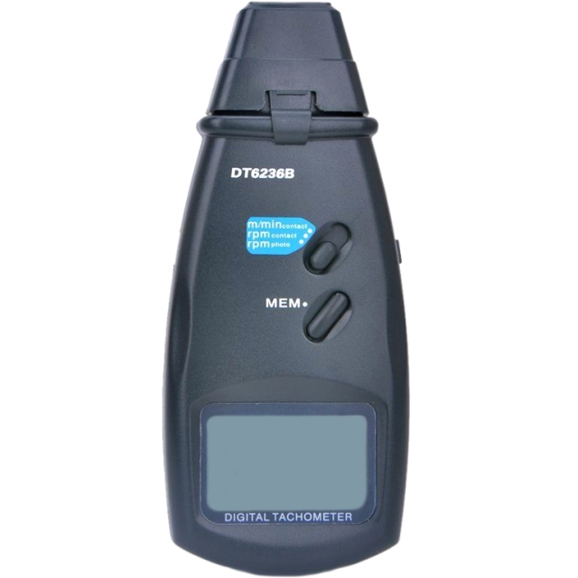 TENMA HIGH RESOLUTION DIGITAL TACHOMETER - DT-6236B