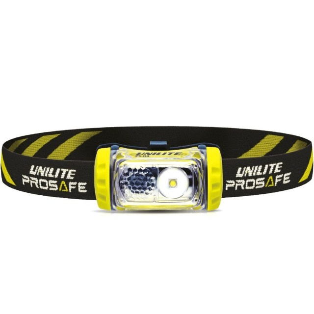 UNILITE HELMET MOUNTABLE LED HEADLIGHT - PS-H4