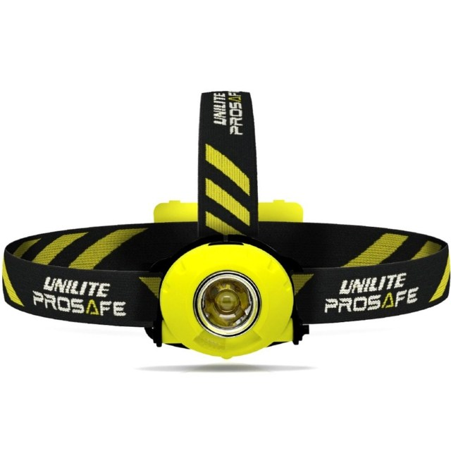 UNILITE INDUSTRIAL FOCUS HEADLIGHT - PS-H8