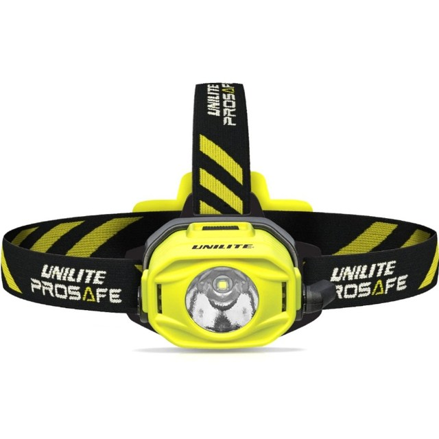 UNILITE INDUSTRIAL USB RECHARGEABLE HEADLIGHT - PS-H10R