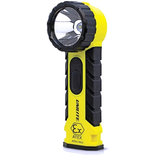 UNILITE ZONE 0 INTRINSICALLY SAFE FLASHLIGHT - ATEX-RA2