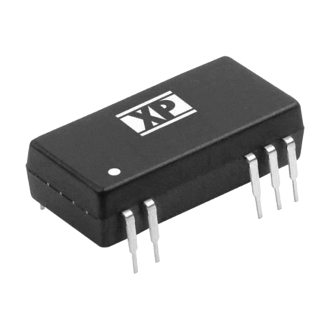 XP POWER 1W DC TO DC CONVERTERS - IC SERIES
