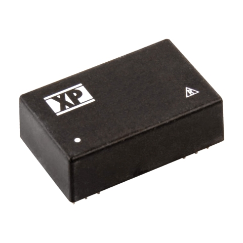 XP POWER 2W DC TO DC CONVERTERS - JAH SERIES