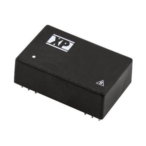 ממיר מתח - 3W , 36VDC ~ 72VDC ⇒ 24VDC , 125MA XP POWER