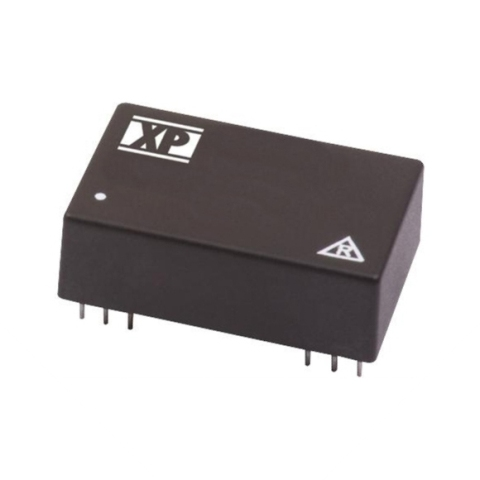 ממיר מתח - 10W , 9VDC ~ 18VDC ⇒ 15VDC , 666MA XP POWER