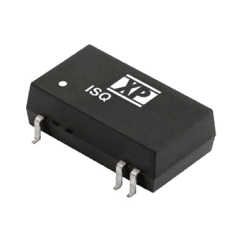 ממיר מתח - 2W , 4.5VDC ~ 5.5VDC ⇒ 15VDC , 133MA XP POWER