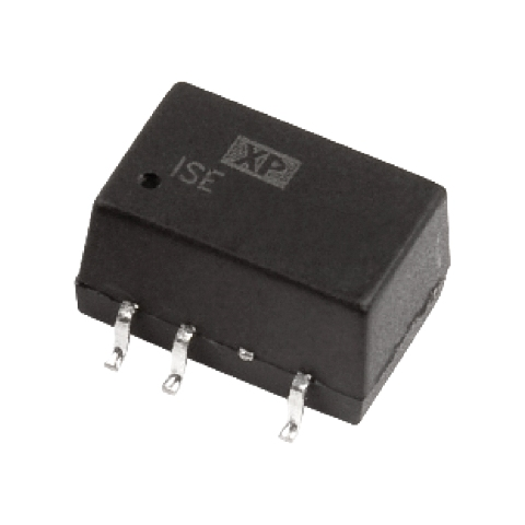 ממיר מתח - 1W , 10.8VDC ~ 13.2VDC ⇒ 15VDC , 67MA XP POWER
