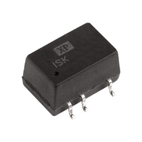 ממיר מתח - 0.25W , 21.6VDC ~ 26.4VDC ⇒ 5VDC , 50MA XP POWER