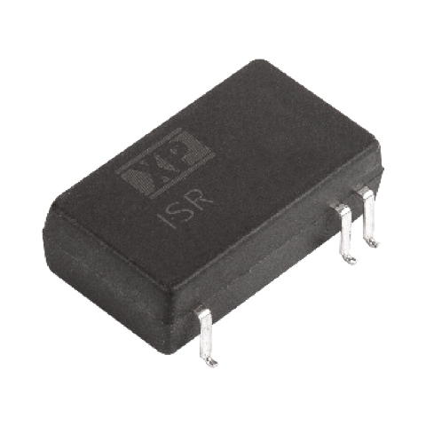 XP POWER 3W DC TO DC CONVERTERS - ISR SERIES