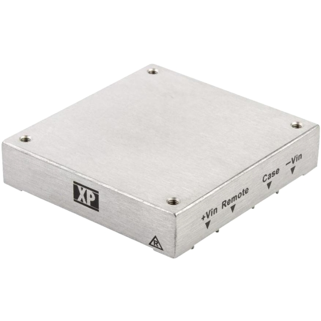 ממיר מתח - 75W , 36VDC ~ 75VDC ⇒ 5VDC , 15A XP POWER