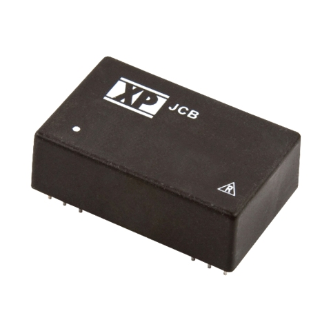 ממיר מתח - 3W , 36VDC ~ 72VDC ⇒ ±12VDC , 125MA XP POWER