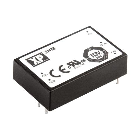 ממיר מתח - 15W , 18VDC ~ 36VDC ⇒ ±5VDC , 1500MA XP POWER