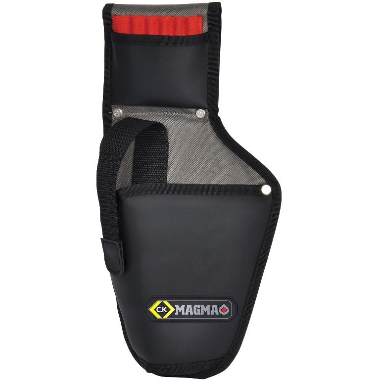 נרתיק למברגה / מקדחה עבור חגורת כלי עבודה - CK MAGMA MA2720 CK MAGMA