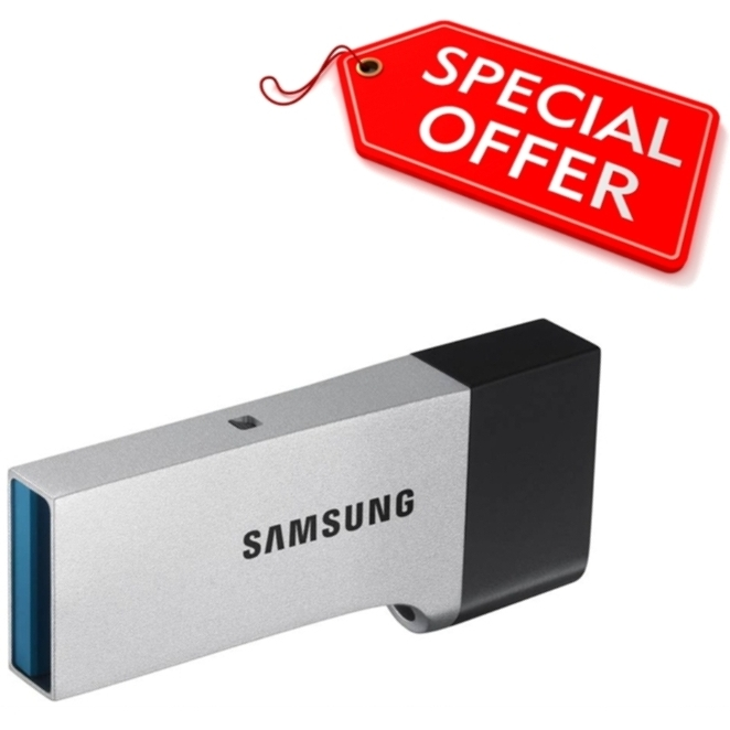 SAMSUNG USB DRIVES - MUF-CB SERIES