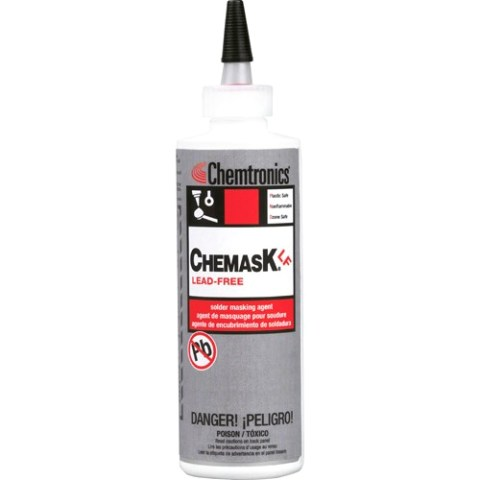 CHEMTRONICS LEAD FREE CHEMASK SOLDER MASKING - CLF8E