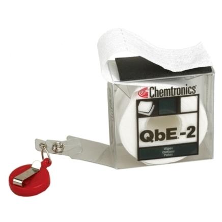 מטליות ניקוי לסיבים אופטיים - QBE-2 CHEMTRONICS