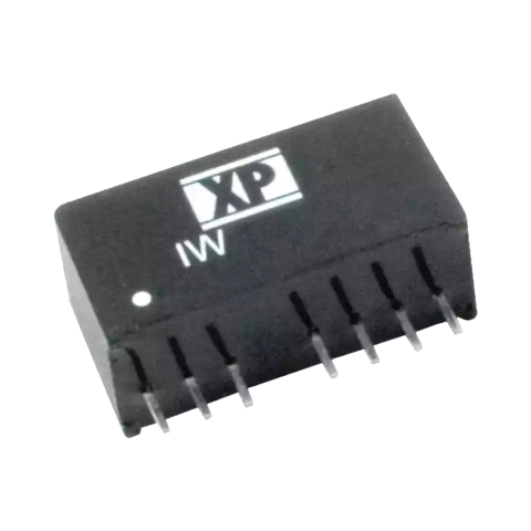 ממיר מתח - 1W , 36VDC ~ 72VDC ⇒ 24VDC , 42MA XP POWER
