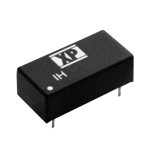 XP POWER 2W DUAL OUTPUT DIP DC TO DC CONVERTERS - IH SERIES