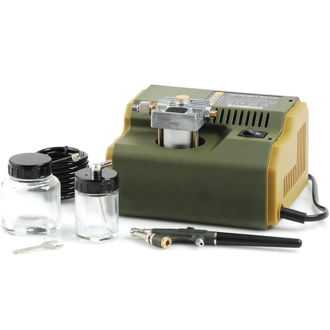 PROXXON MICRO COMPRESSOR WITH AIR BRUSH - 27120