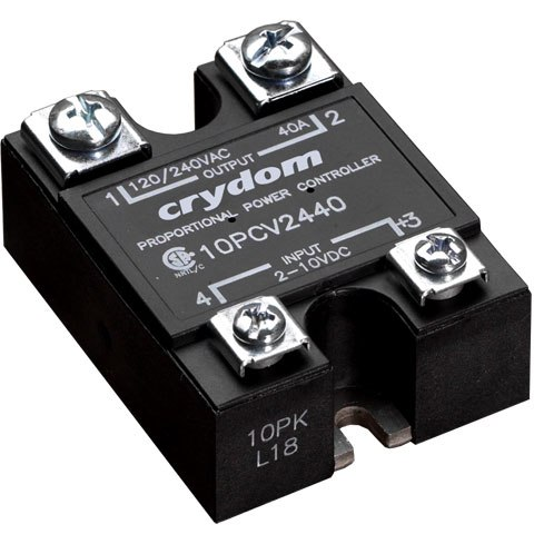 CRYDON PANEL MOUNT SOLID STATE RELAYS - PCV SERIES