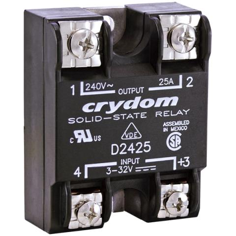 CRYDON PANEL MOUNT SOLID STATE RELAYS - SERIES 1