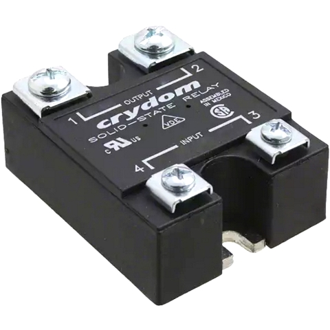 CRYDON PANEL MOUNT SOLID STATE RELAYS - D48 SERIES